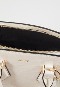 ALDO - MAROUBRA - Handbag - white - 4