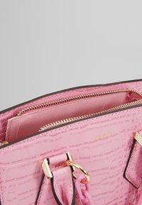 ALDO - MAROUBRA - Käsilaukku - medium pink - 5