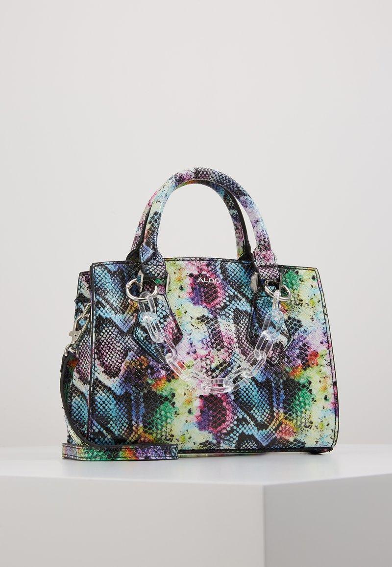 ALDO - MAROUBRA - Handbag - bright multi
