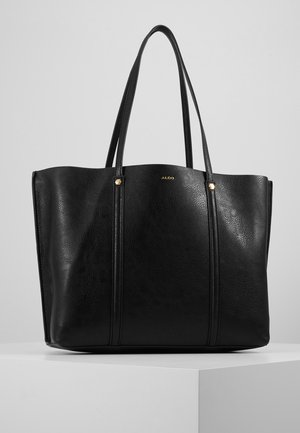 GALLAS - Shopping bag - black