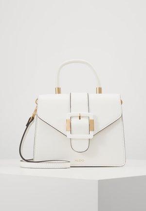 BERTRA - Handbag - white