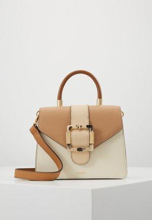 BERTRA - Handtasche - beige