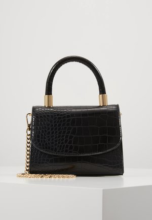 AMZA - Handbag - black