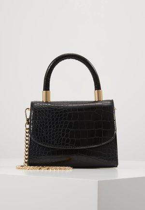 AMZA - Handtasche - black