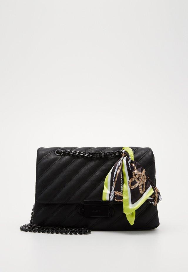 HALOBAENA - Handtasche - black