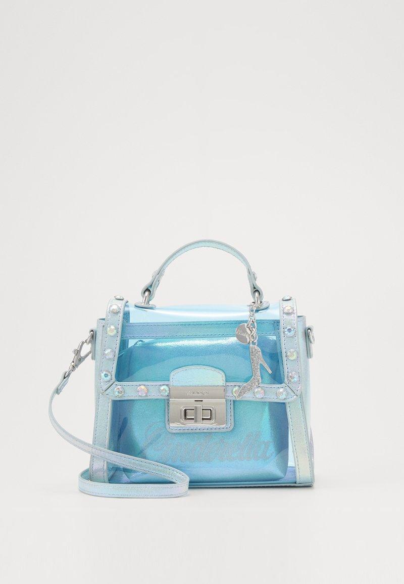 ALDO - ALDO x DISNEY BOBBIDI BOO - Handbag - blue
