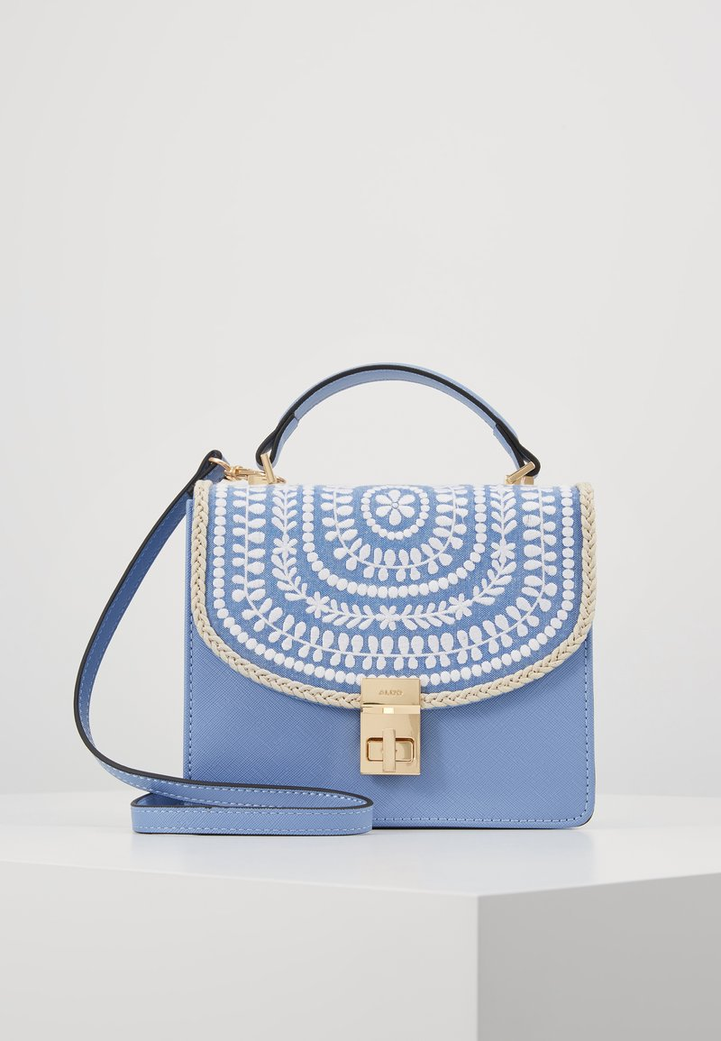 ALDO - LIABEL - Handtas - light blue