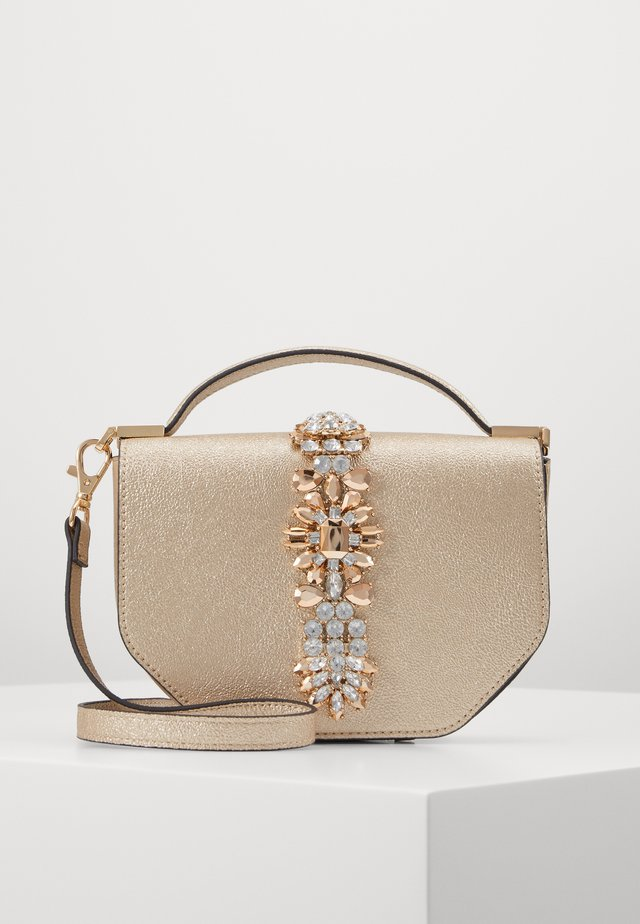 DUSTYNE - Handbag - gold-coloured