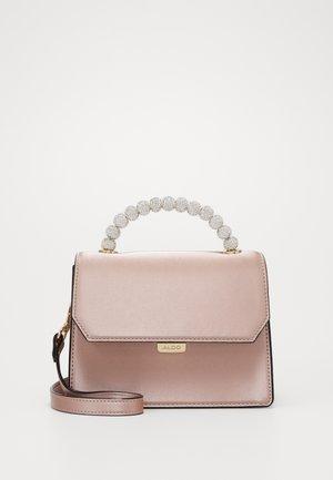 ROBYNNE - Taška spříčným popruhem - light pink