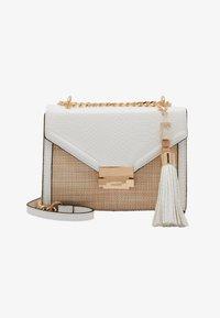 ALDO - SAKIS - Handbag - white - 1