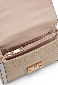 ALDO - SAKIS - Handbag - white - 4
