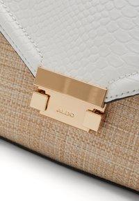 ALDO - SAKIS - Handbag - white - 2