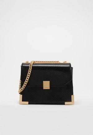 JUBERRA - Handbag - black
