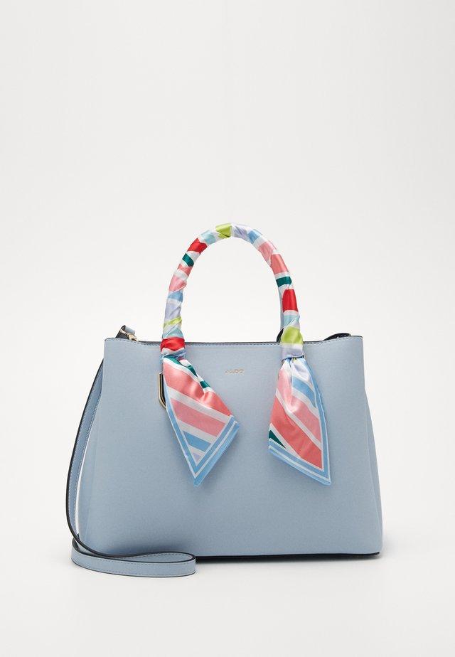 TWEEDIA - Handtasche - light blue