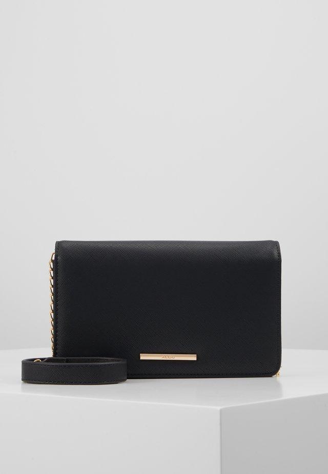 WINERY - Käsilaukku - black