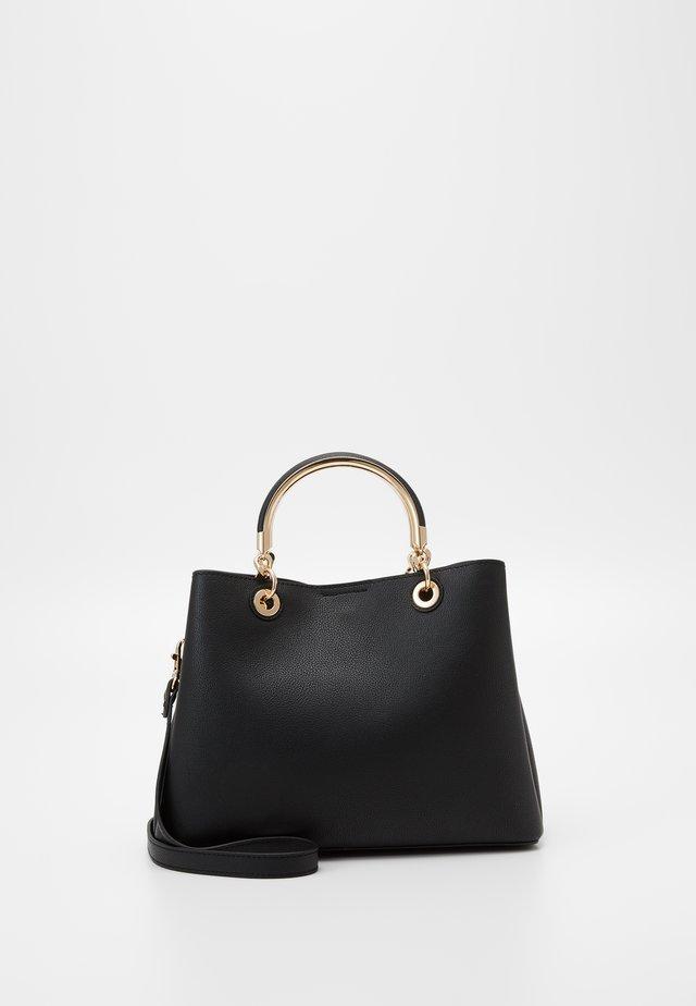 CHERRAWIA - Handtasche - black