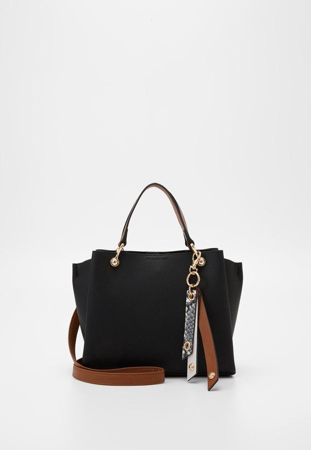 VIREMMA - Handbag - black