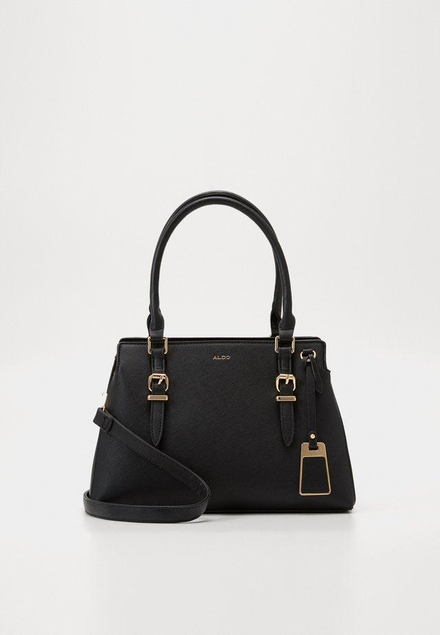 IMMARNA - Handtasche - black