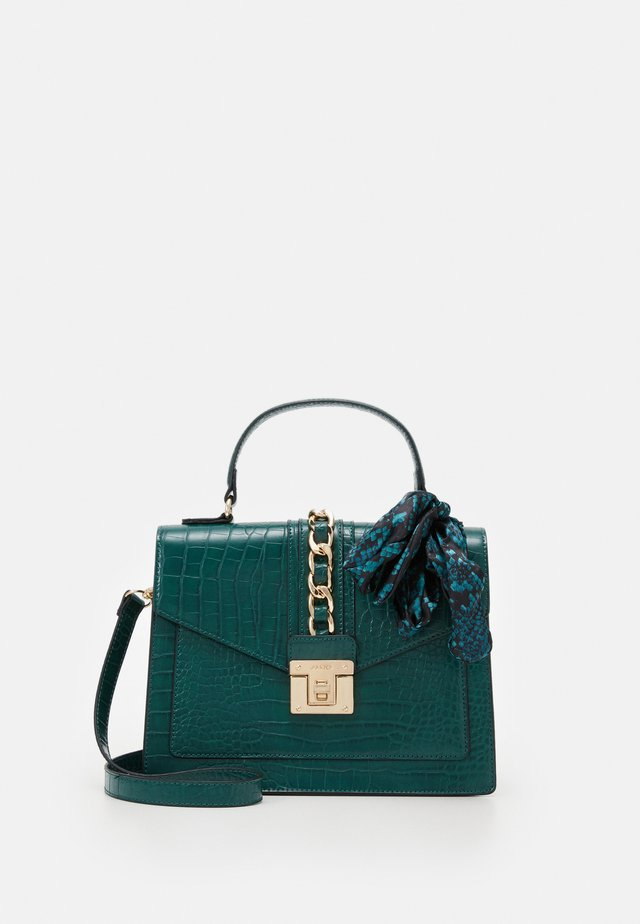 GLENDAA - Handbag - dark green