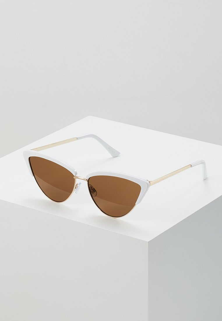 ALDO - CROCIA - Lunettes de soleil - white