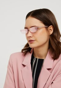 ALDO - SPIWAK - Sunglasses - light pink - 1