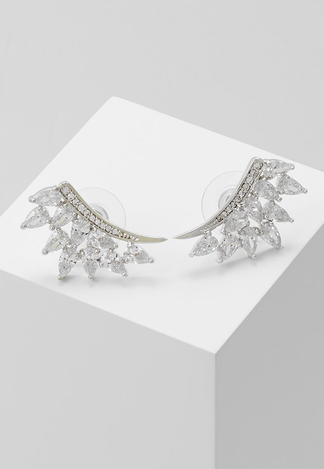 CHOAVIA - Örhänge - silver-coloured