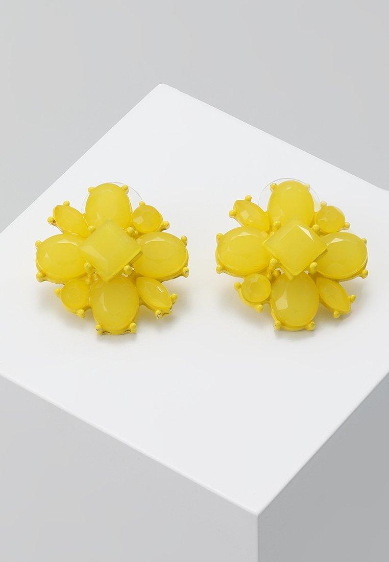 ALDO - GRELAVIA - Oorbellen - light yellow