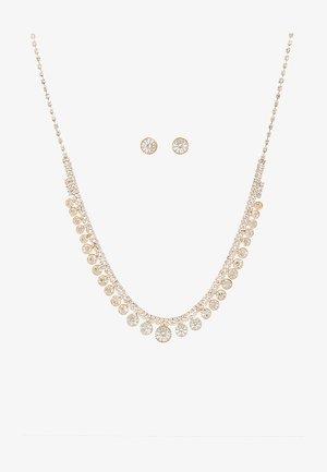 GILIDIA SET - Collar - white