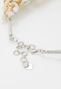 ALDO - ARVAN - Náhrdelník - brown/blush/crystal - 3