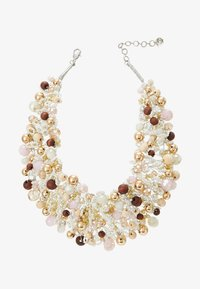 ALDO - ARVAN - Halsband - brown/blush/crystal - 1
