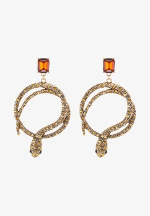 CRAREVEN - Earrings - orange