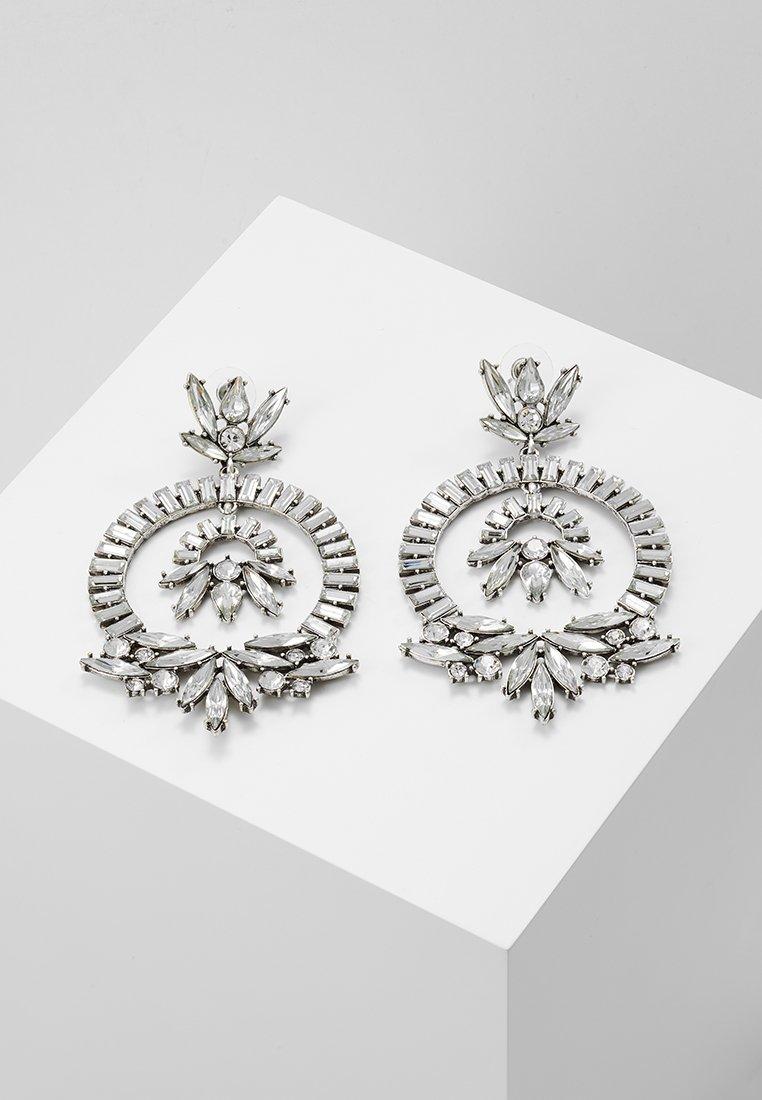 ALDO - ASEILLA - Earrings - white nabuck