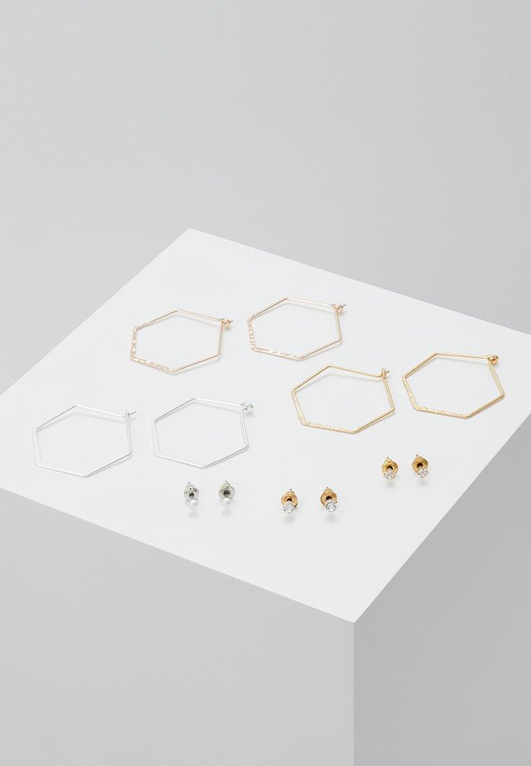 ALDO - ELEALLYRA 6 PACK - Earrings - silver-coloured