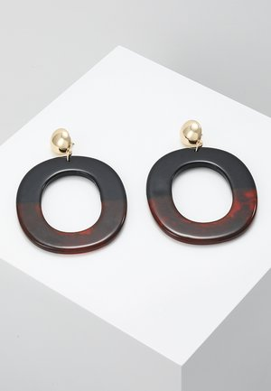 LOVERRALLE - Earrings - red