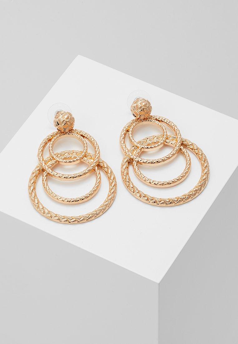 ALDO - CHIGONI - Boucles d'oreilles - gold-coloured