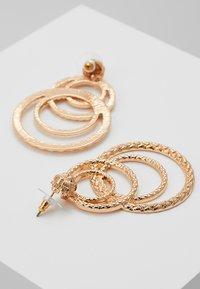 ALDO - CHIGONI - Boucles d'oreilles - gold-coloured - 2