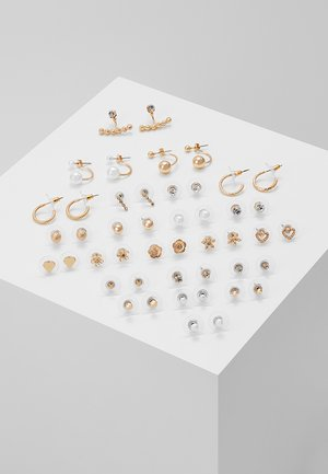 UNEBRIWEN 23 PACK - Earrings - ice
