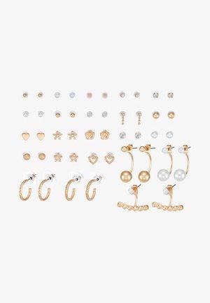 UNEBRIWEN 23 PACK - Earrings - ice