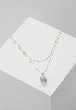 EDERRAVIA 2 PACK - Necklace - purple
