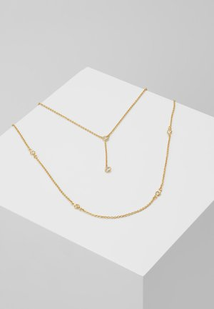 ADAESA 2 PACK - Necklace - gold-coloured