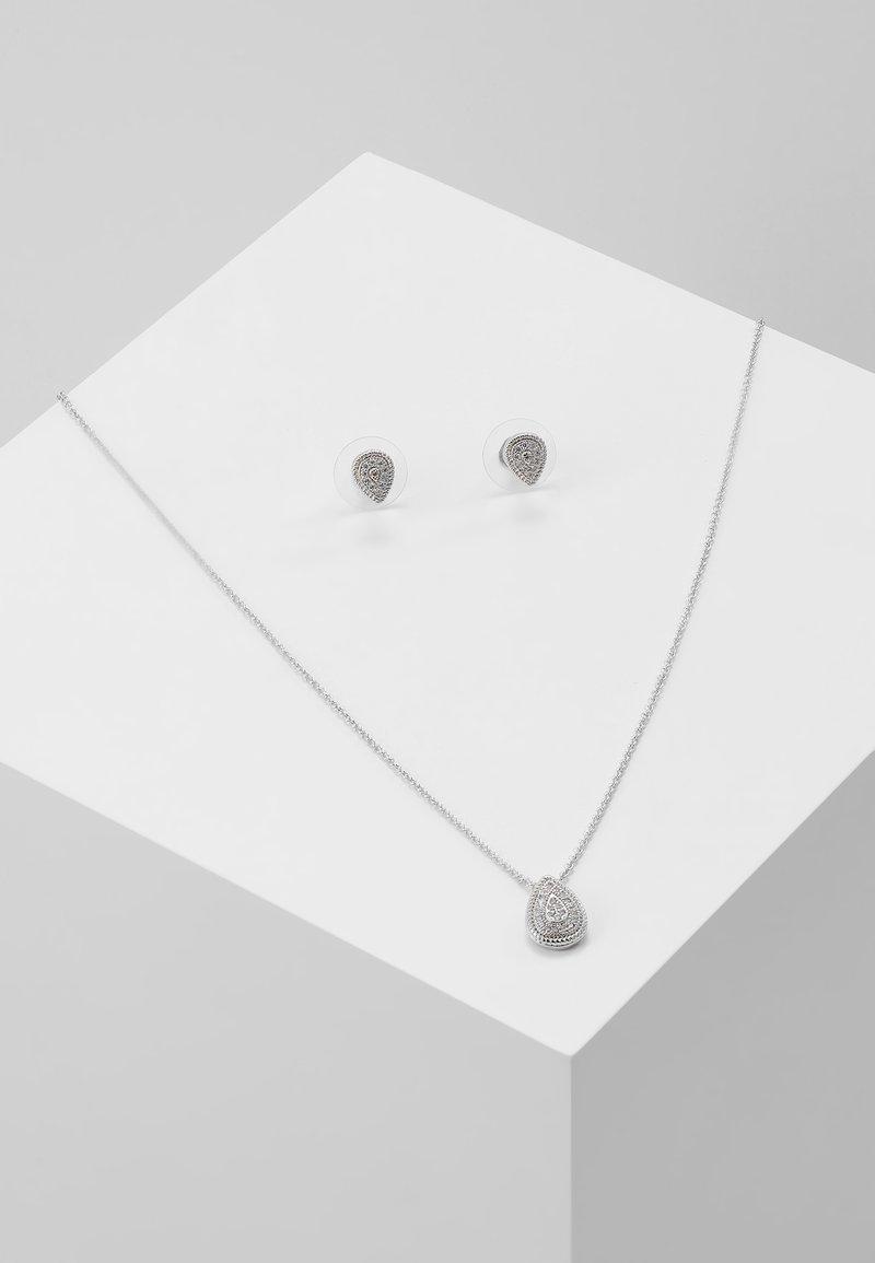 ALDO - NYDARERIA SET - Korvakorut - white