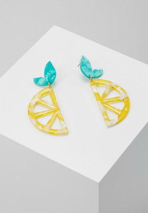 GWALESSA - Boucles d'oreilles - yellow/miscellaneous