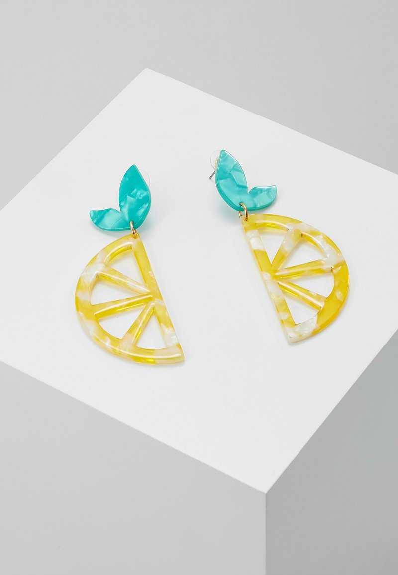 ALDO - GWALESSA - Earrings - yellow/miscellaneous