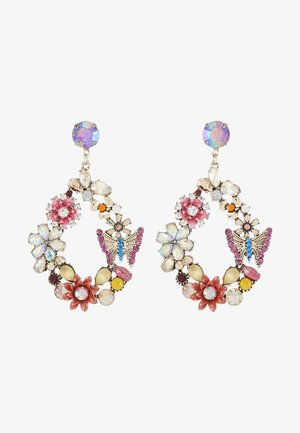 DWIRECIA - Boucles d'oreilles - bright multicolor