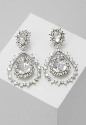PRARERIA - Earrings - white