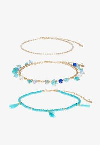 ALDO - CRILANIA 3 PACK - Armband - turquoise - 3
