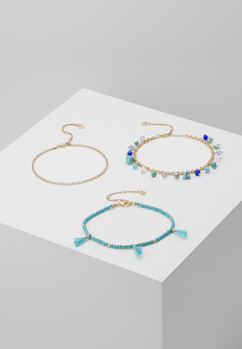 ALDO - CRILANIA 3 PACK - Armband - turquoise