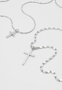 ALDO - LESSA 2 PACK - Halsband - silver-coloured - 4