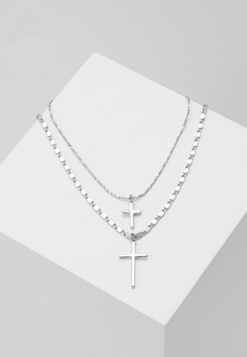 ALDO - LESSA 2 PACK - Collar - silver-coloured