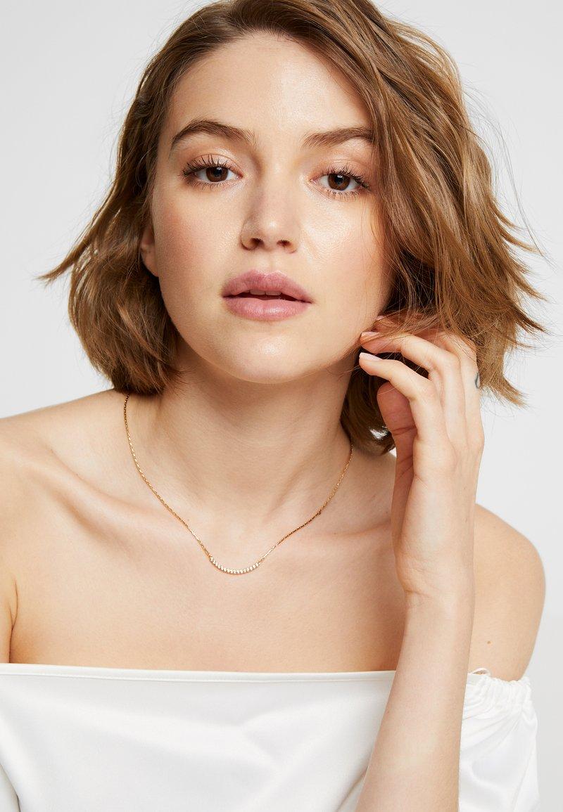ALDO - NYDILILLA - Necklace - white